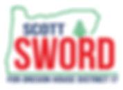 Scott Sword for Oregon State Representative Logo