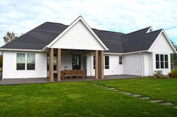 Revive Exteriors residential modern farmhouse