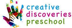 Creative Discoveries Preschool Logo