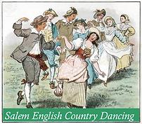 Salem English Country Dancing Logo