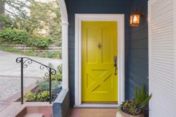 Door installation in Portland