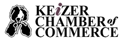 Keizer Chamber of Commerce logo