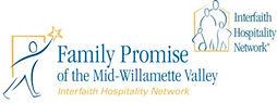 family promise of willamette valley logo