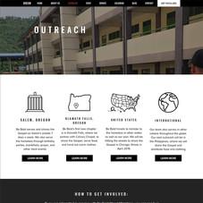 Be Bold Street Ministry Website