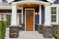 Revive Exteriors Stone and Brick Installation