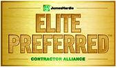 Elite Preferred Siding Contractor certification
