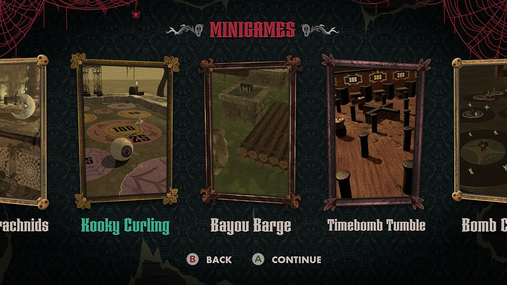 The mini games are so... much... fun!