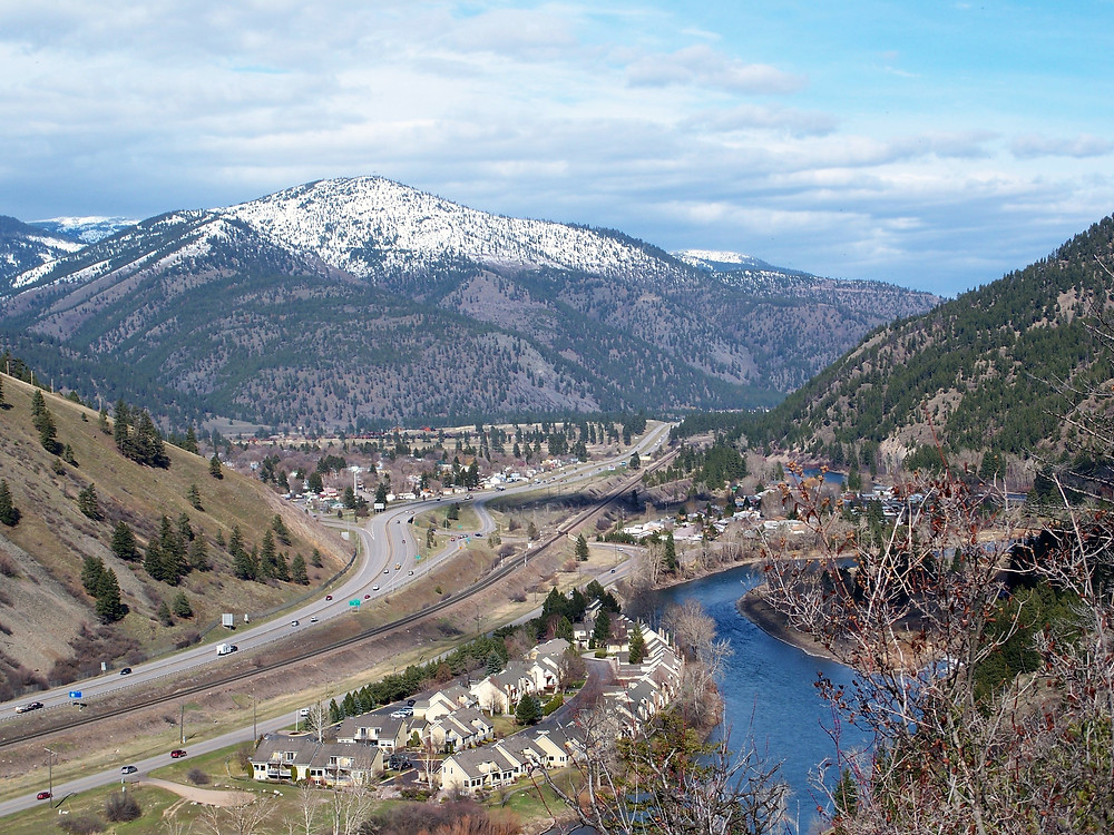 Missoula, MT is known for outdoor enthusiasts and as a popular college town. The river running directly through the downtown area is a major focal point and center of attraction.