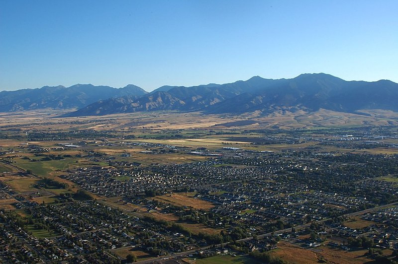 Frequenly referred to as one of the top 100 cities in America. Bozeman,Montana