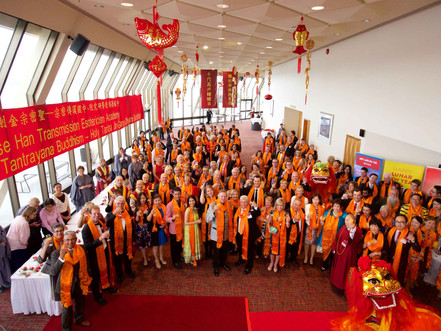 Chinese New Year Banquet - 2016 Celebration of Year of the Monkey