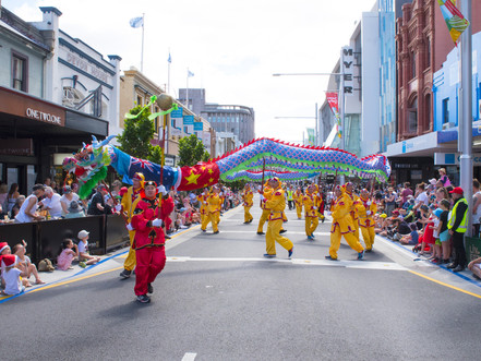 2017 Myer Hobart Christmas Pageant