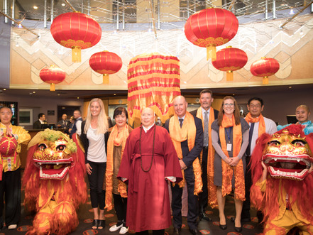 Chinese New Year at Wrest Point Casino