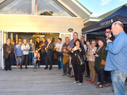 茶樹遊樂場正式開放