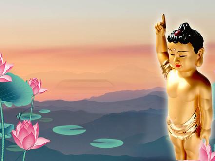 Recounting the 2565 Bathing Buddha Ceremony