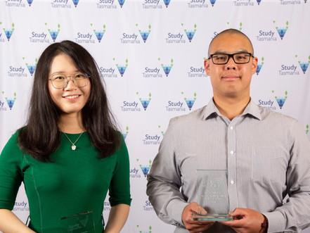 Study Tasmania International Education Awards