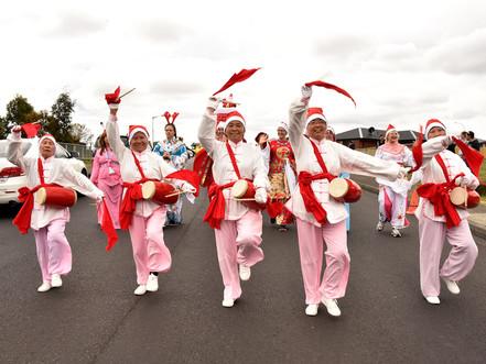 2016 Brighton Christmas Pageant