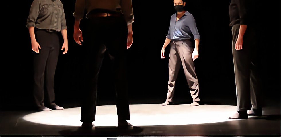 POSTPONED TO APRIL 1: Kea Tesseyman Dance Company