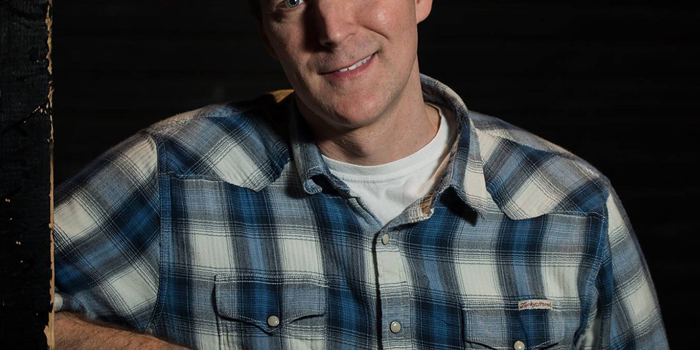 Comedian Juston McKinney
