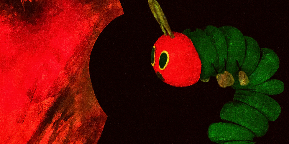 """""""The Very Hungry Caterpillar & Other Eric Carle Favourites"""""""