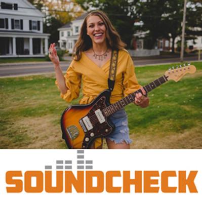 SoundCheck: Lindsay Mower