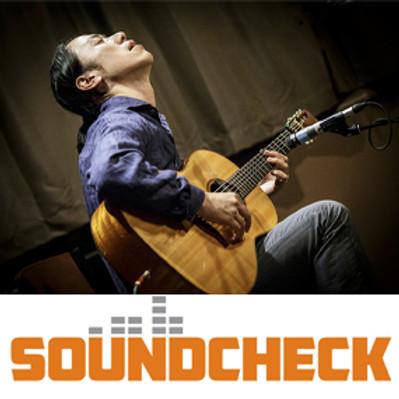 SoundCheck: Hiroya Tsukamoto