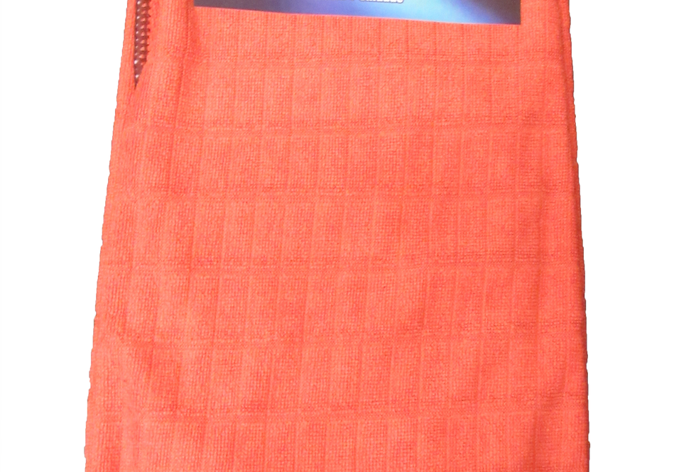 Pano de Microfibra Ocre - 58cmX48cm