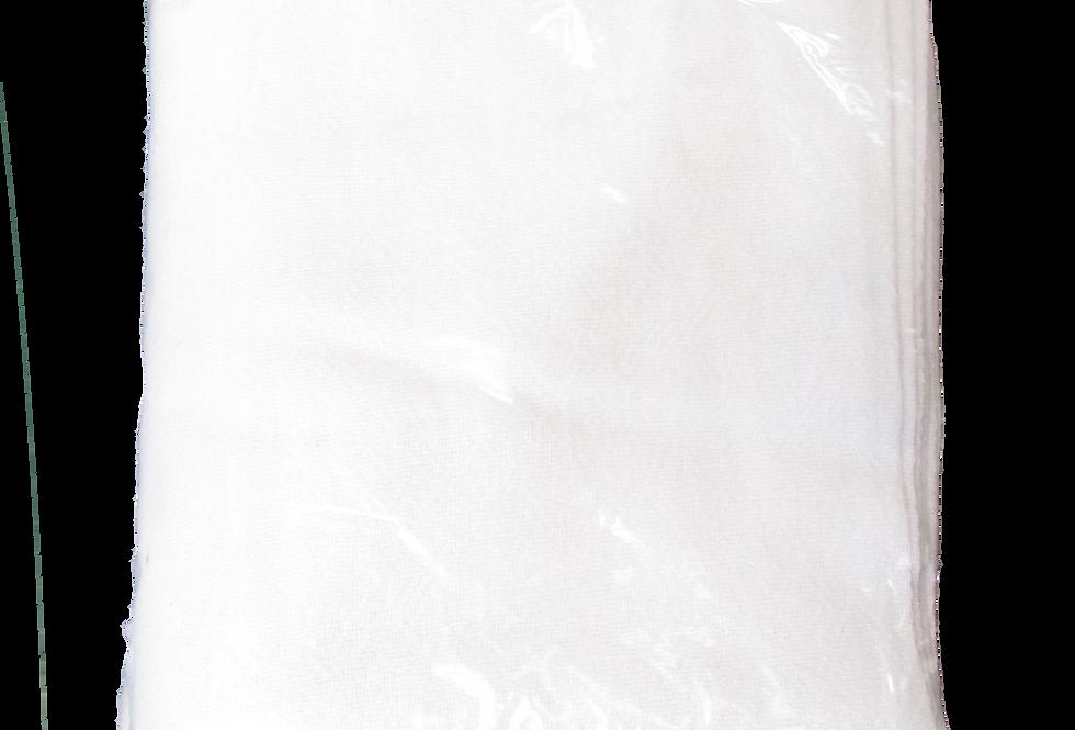 Pano de Prato Especial Branco - Pacote com 10
