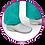 Thumbnail: Sticky Shoes Feminino Branco