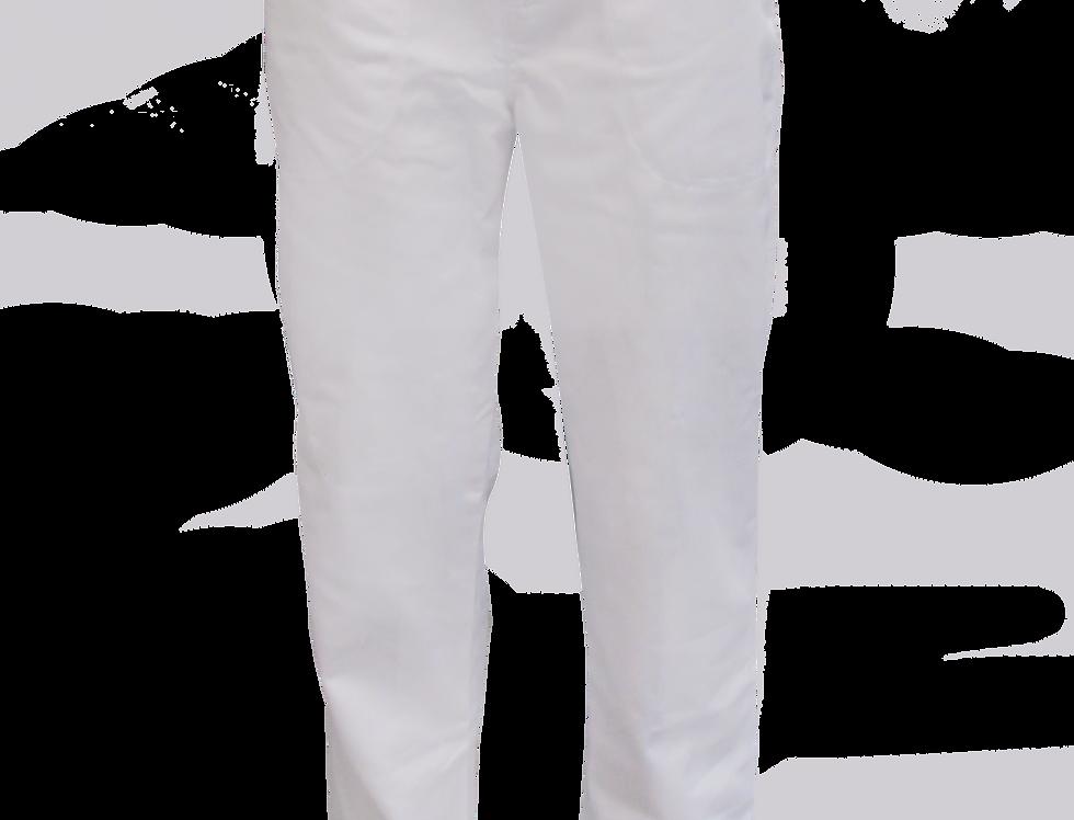 Calça Polycotton Branca
