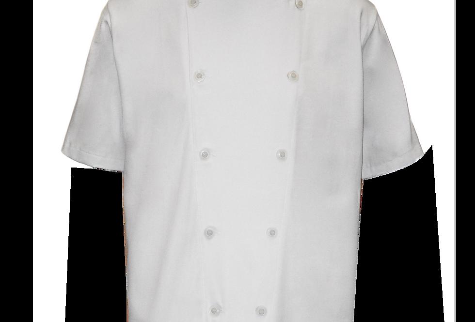 Dólmã Cozinheiro Brim M/C