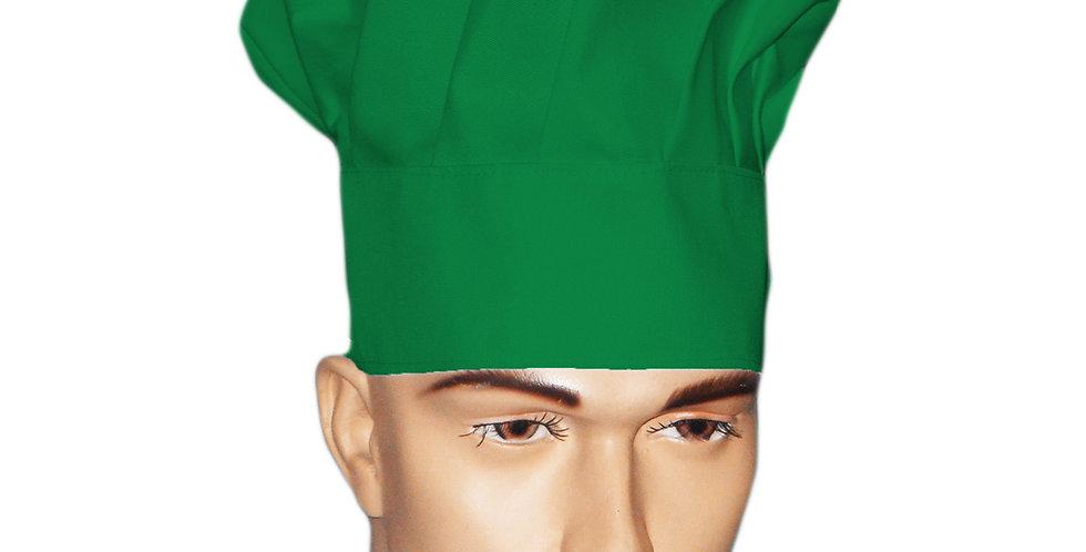 Mestre-Cuca Gabardine Verde