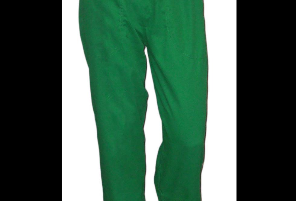 Calça Brim Leve Verde