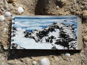 Sketch #35 - Rottnest Island, Perth