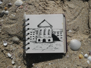 Sketch #36 - Fremantle Prison, Fremantle
