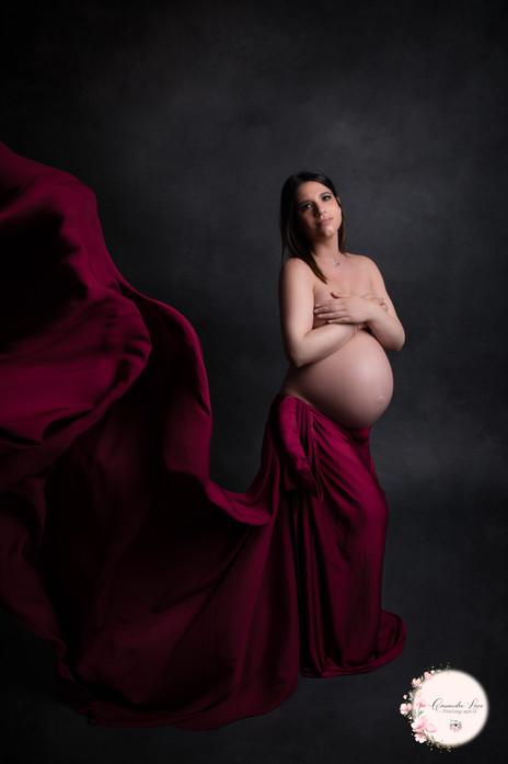 Cassandre Luce Photographie grossesse