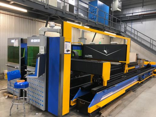 Laser CNC
