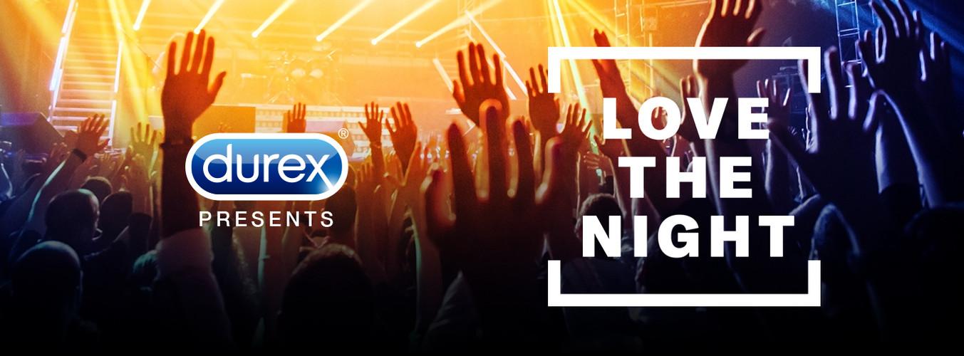 Durex - Love the Night