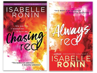 Covers for Chasing Red & Always Red