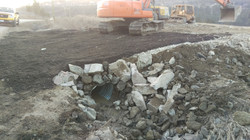Temp Culvert for Haul Road