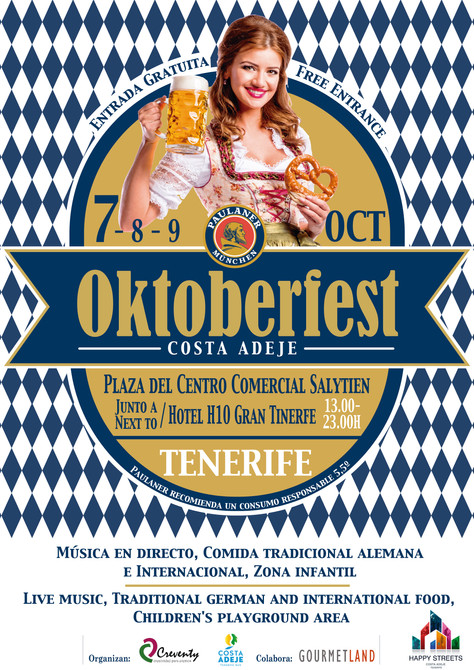 COSTA ADEJE OKTOBERFEST 2016