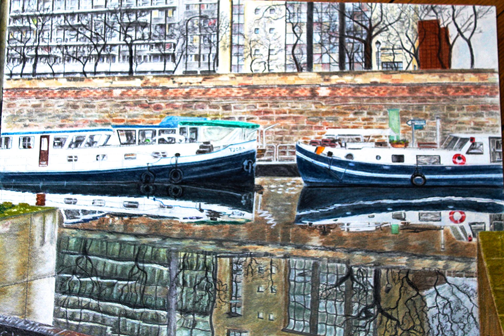 12° Ardt : Port de la Bastille