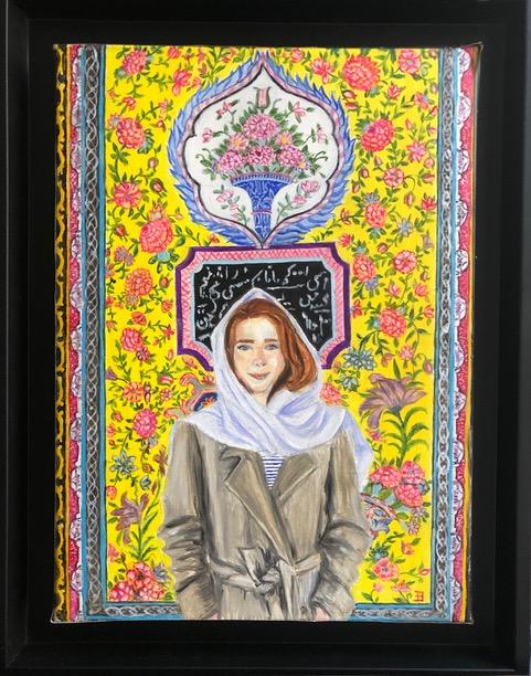 Une Parisienne en Iran