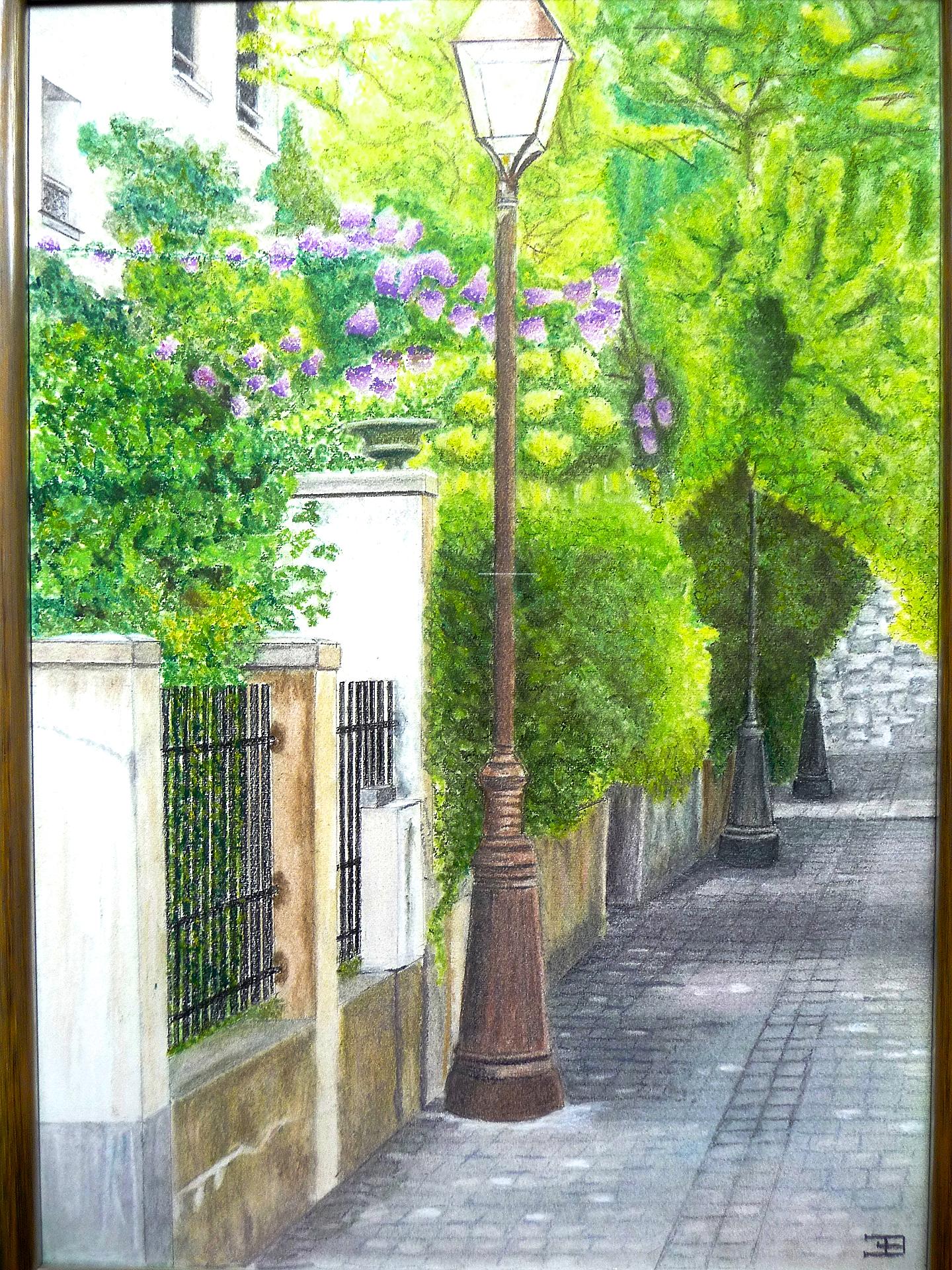 19°Ardt : Villa Fleurie