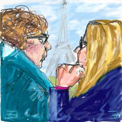 Les-Parisiennes-du-Trocadéro