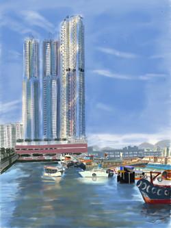 Petit-Port-à-Hong-Kong