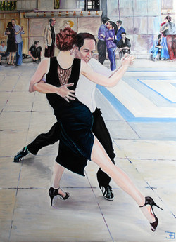 Les Danseurs de Tango