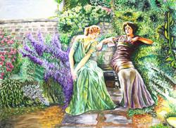 Hommage à Aldema Tadema