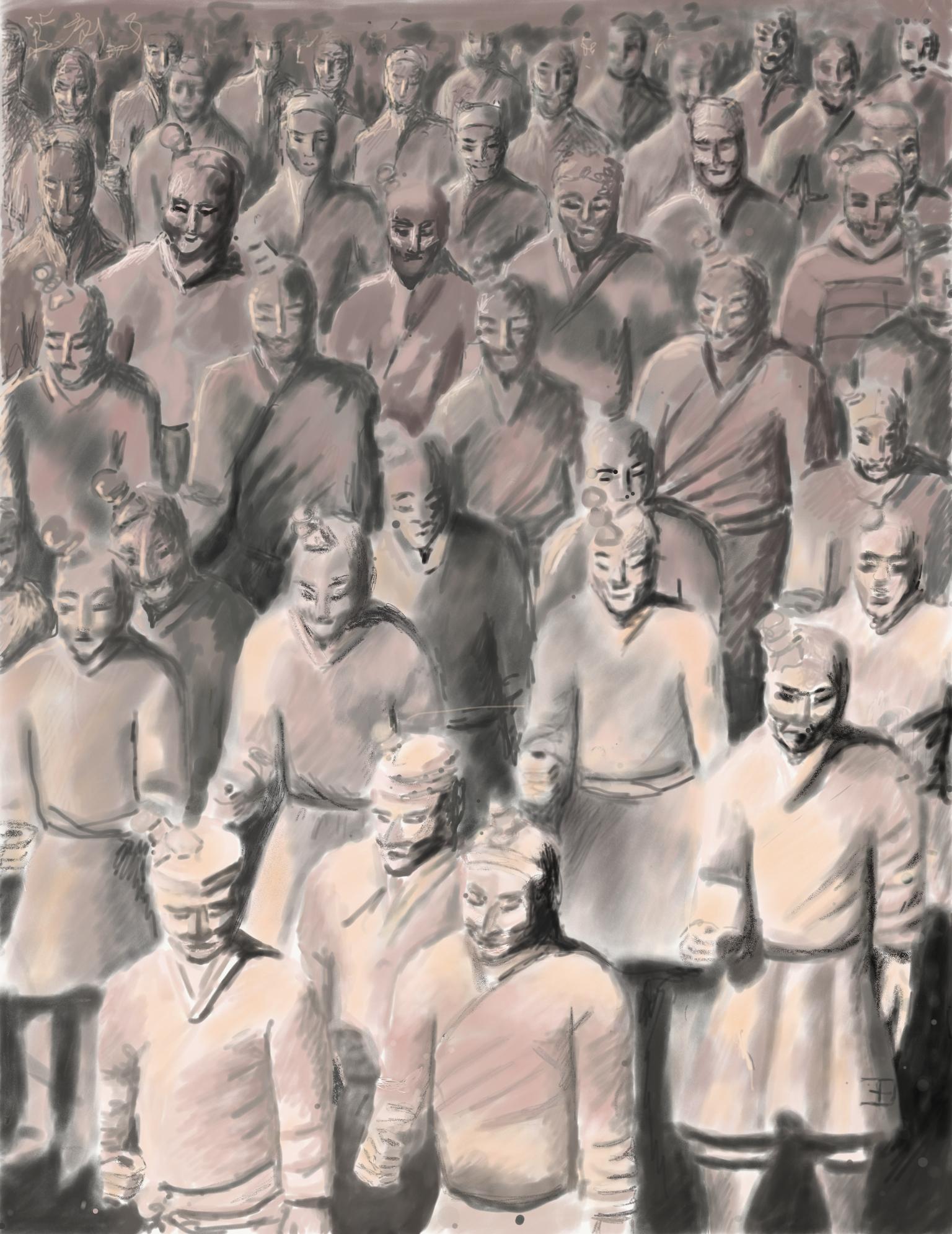 L'Armée-de-Terre-Cuite-de-Xi'an