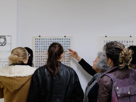 Visita ao atelier: Eduarda Rosa