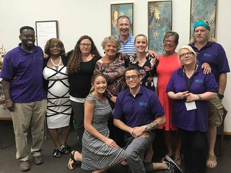Healing House + Community CareLink: Partnering for a Fresh Start